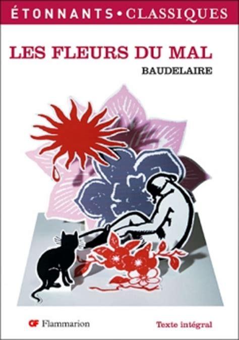 Dissertation les fleurs du mal baudelaire