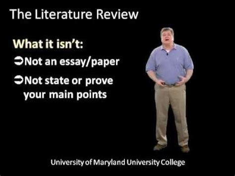 Literature review social media thesis